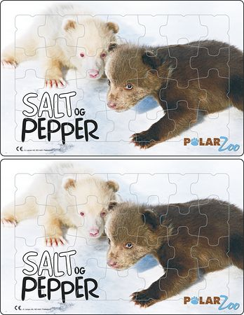 Polar Zoo - Salt & Pepper