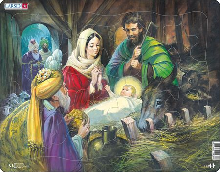 C4 - Jesus in the Manger