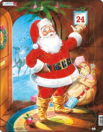 JUL1 - Santa Claus the 24th