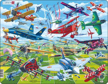PG4 - Dristige piloter i fantastiske fly