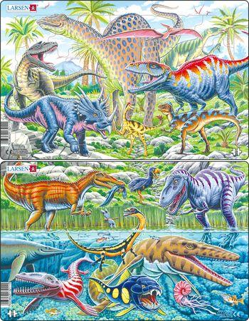 H29 - Dyreliv på dinosaurenes tid