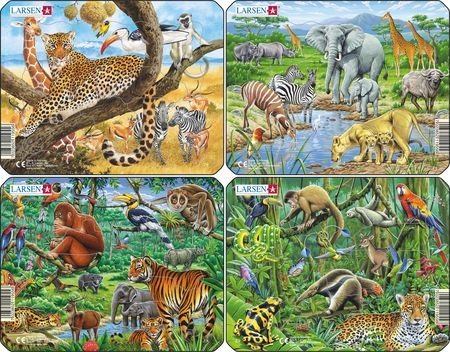 Z8 - Exotic animals